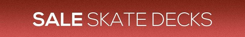 Sale Skateboard Decks