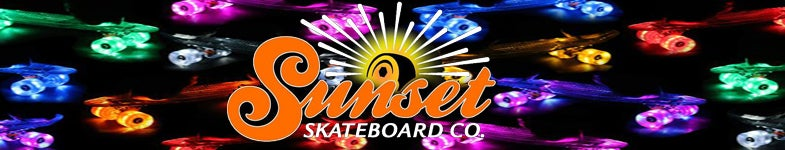 Sunset Complete Skateboards