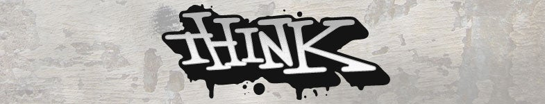 Think Skateboard Decks