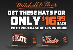 Skate Warehouse Hat Promo
