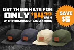 Skate Warehouse Camp Hat Promo