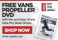 Skate Warehouse Promotion Limited Time Only