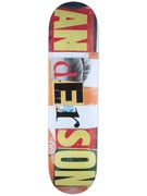 3D Anderson Ransom Deck 8.0 x 31.5