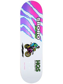 5Boro Akers Dirt Bike Deck  8.5 x 32