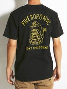 5Boro Don't Tread On Me T-Shirt