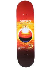 5Boro Eduardo VHS II Deck  8.25 x 32