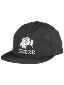 5boro Rose Snapback Hat
