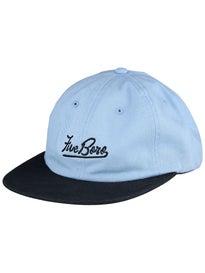 5boro Script Strapback Hat