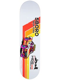 5Boro Trahan Pick Up Deck  8.0 x 32