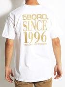 5Boro VHS Stack T-Shirt