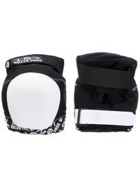187 Pro Knee Pad Black/White