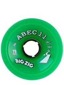 Abec 11 Big Zig Classic 75mm Wheels