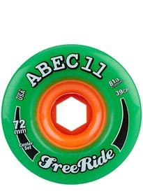 Abec 11 Classic FreeRide Centerset Wheels