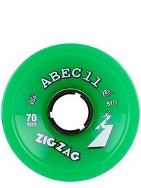 Abec 11 Zig Zag Classic 70mm Wheels