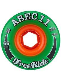 Abec 11 Classic FreeRide Wheels