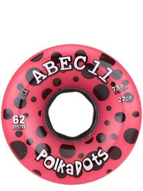 Abec 11 PolkaDots 64mm Wheels