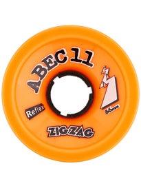 Abec 11 Zig Zag Reflex 66mm Wheels