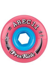 Abec 11 Stone Ground Classic FreeRide Wheels
