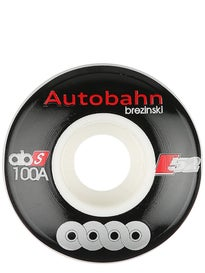 Autobahn Brezinski Union 100a Wheels