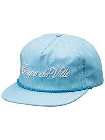 Abc Coupe De Ville Snapback Hat