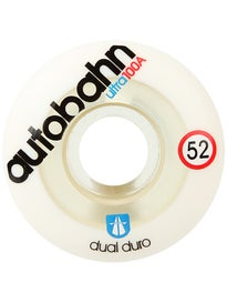 Autobahn Dual Duro Ultra 100a Wheels