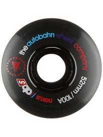 Autobahn Nexus AB-S 100A Wheels  Black