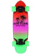 ATM Click Sidewalk Surfing Cruiser Complete 7.6 x 27