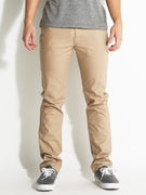 Adidas 5 Pocket Stretch Twill Pants Cargo Khaki