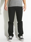 Adidas 5 Pocket Stretch Twill Pants Black