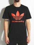 Adidas ADV 2.0 Solar Red T-Shirt