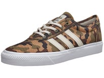 Adidas Adi-Ease Shoes Olive Cargo Camo/Brown/White