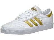 Adidas Away Days Adi Ease Premiere Shoes White/Gold/Gum