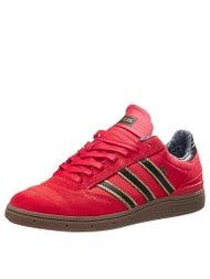 Adidas Busenitz Pro Gore-Tex Shoes Red/Black/Gold