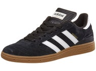 Adidas Busenitz Pro Shoes Black/White/Gold