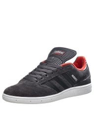 Adidas Busenitz Pro Shoes Solid Grey/Carbon/Red