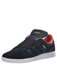 Adidas Busenitz Pro Shoes Black/Black/Red