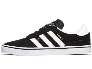 Adidas Busenitz Vulc Shoes Black/White/Black