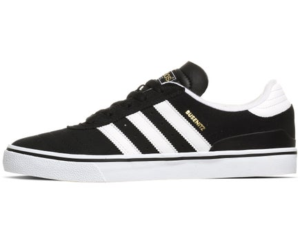 Adidas Busenitz Vulc Shoes Black/White/Black
