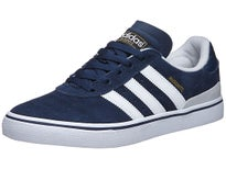 Adidas Busenitz Vulc ADV Shoes Navy/Grey/White