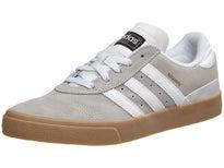 Adidas Busenitz Vulc ADV Shoes Crystal White/White/Gum