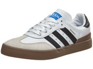Adidas Busenitz Vulc Samba Edt. Shoes White/Black/Blue