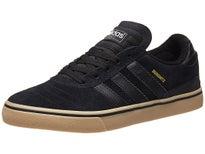 Adidas Busenitz Vulc ADV Shoes Black/Black/Gum