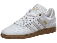 Adidas Busenitz Pro 10 Year Shoes White/White/Gold
