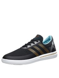 Adidas ADV Boost Shoes Black/Copper/Light Aqua