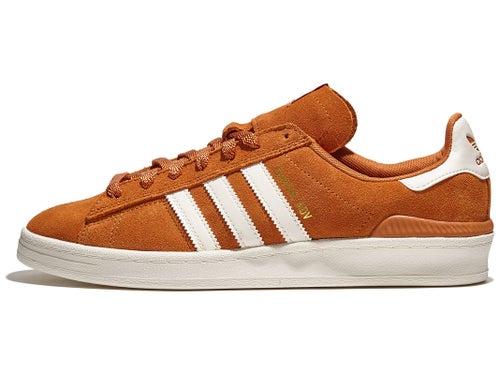 premium selection b74da 607f6 Adidas Campus ADV Shoes Copper/Chalk White - Skate Warehouse