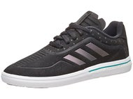 Adidas Dorado ADV Boost Shoes Black/Black/Shock Green