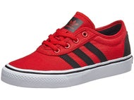 Adidas Kids Adi-Ease Shoes Scarlet/Black/White