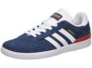 Adidas Kids Busenitz Shoes Navy/White/Scarlet