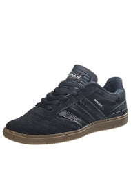 Adidas Kids Busenitz Shoes Black/Silver/Gum