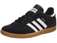 Adidas Kids Busenitz Shoes Black/White/Gold